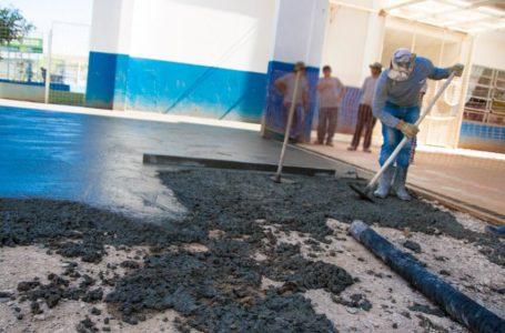 Manutenção em escolas e creches de Itupeva