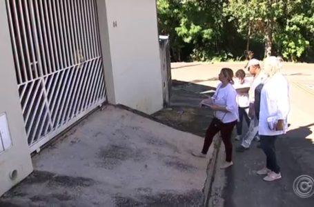 Em bairros, agentes fazem mutirão contra a dengue em Itupeva