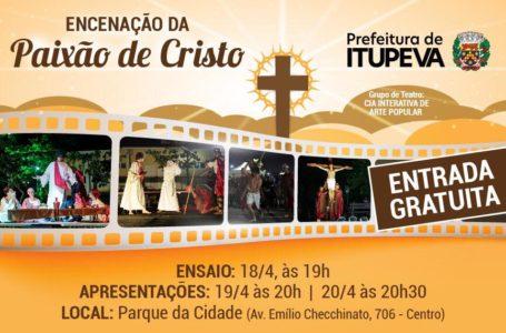 Apresentações ''Paixão de Cristo'' acontecem em Itupeva