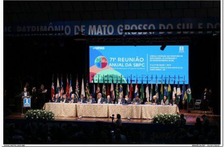 SBPC discute desafios para a ciência e tecnologia no país