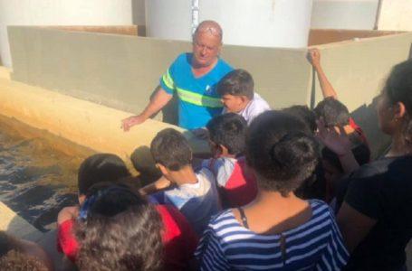 CRAS trabalha educação ambiental com crianças do Centro e do Jacaré em Cabreúva