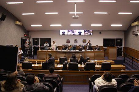 Sessão Ordinária teve votação de projeto e posse do vereador Juba