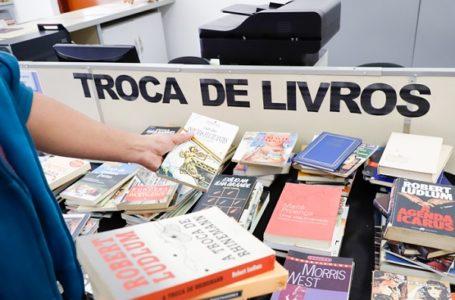 Incentivo à leitura é reforçado com a 1ª Feira de Troca de Livros em Itupeva
