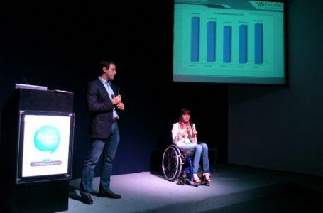 Palestra reflete sobre os desafios da inclusão profissional de pessoas com deficiência