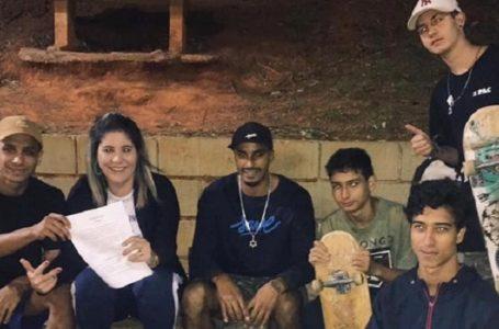 """Vereadora acerta últimos detalhes da segunda edição do """"Juventude em Ação"""""""