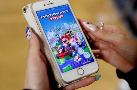 Game Mario Kart Tour promete ser mania nos smartphones