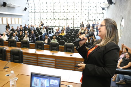 Câmara recebeu representantes de municípios vizinhos para Seminário de Gestão Documental e Acesso à Informação