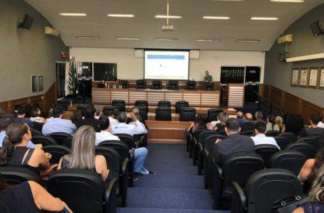 Câmara apresentou pregão eletrônico durante evento com empresários