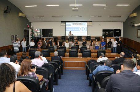 Networking Day reuniu empresários da região na Câmara de Itupeva