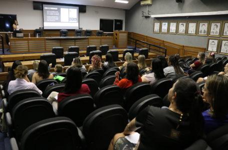 Empreendedoras tiveram workshop de Posicionamento Digital na Câmara