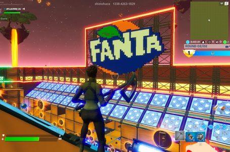 Fanta cria mapa inédito para Fortnite em ação realizada pela Ogilvy Brasil em parceria com a BBL