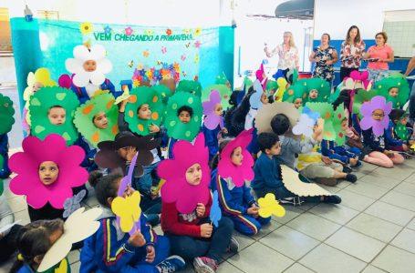 Escola de Itupeva promove ações de conscientização ambiental