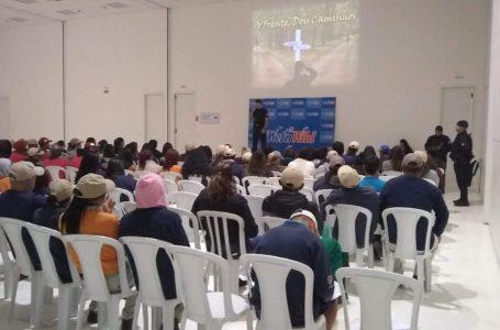 Guarda Civil Municipal desenvolve projeto de prevenção às drogas nas escolas da cidade de Itupeva