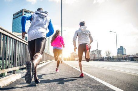 Correr faz bem, muito bem! Pense nisso com muito carinho!