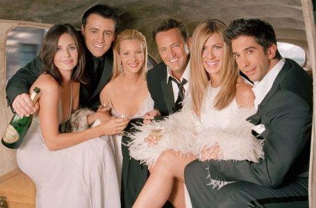 'Friends' será exibida nos cinemas em comemoração aos 25 anos