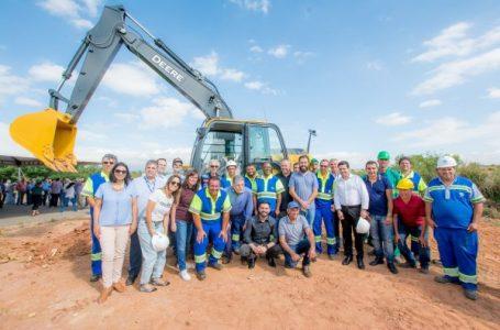 Nova Estação de Tratamento de Esgoto vai beneficiar 35 mil moradores