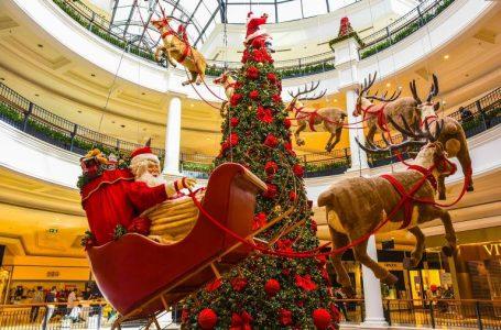 Natal Encantado é o tema da decoração do Tietê Plaza Shopping para a época mais especial do ano