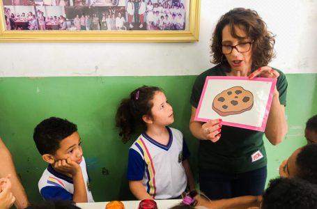 Projeto Recreio Divertido é desenvolvido em escola de Itupeva