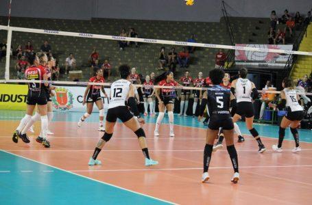SESI Bauru vence Curitiba Vôlei na segunda rodada da Superliga