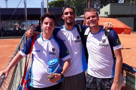 Itupeva disputou duas semifinais inéditas neste domingo