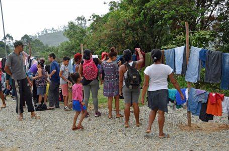 Varal Solidário chega ao Cimiga em Cajamar