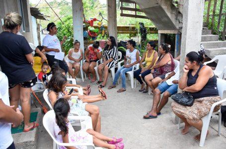 Fundo Social promove ação inédita no bairro Roseira em Cajamar