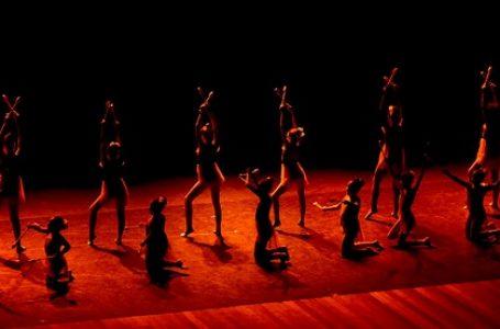 6º FESTIJUN: Ginástica Rítmica se apresenta em dois espetáculos com Polytheama lotado em Jundiaí