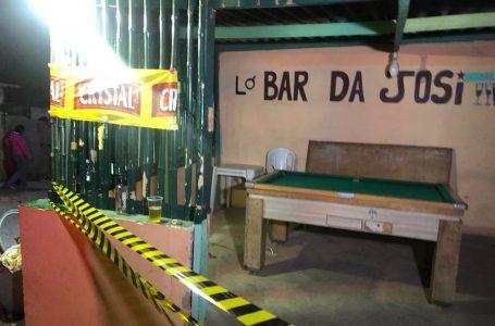 Jovem é assassinado a tiros dentro de bar em Itu