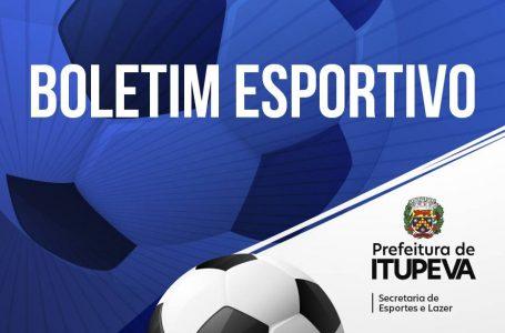 Boletim Esportivo: confira os resultados do último final de semana de Itupeva