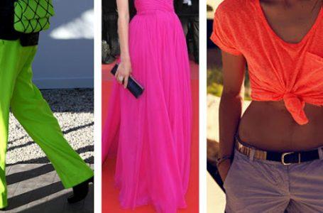 Roupa neon: looks estilosos para aderir à tendência do momento