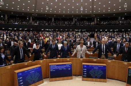 Parlamento Europeu aprova Acordo de Saída do Reino Unido da UE