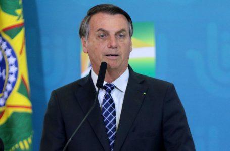 Bolsonaro vai sobrevoar áreas atingidas pelas chuvas em MG