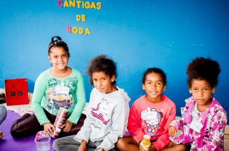 CRAS Monte Serrat recebe famílias do Programa Criança Feliz em Itupeva