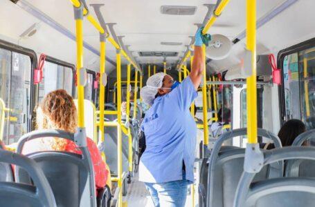Coronavírus: Frota do transporte público de Itupeva recebe reforço na higienização