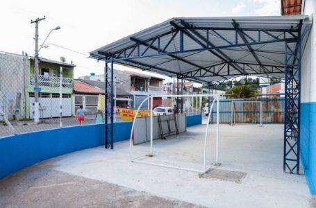Escolas e creches de Itupeva passam por reformas e manutenções durante recesso escolar