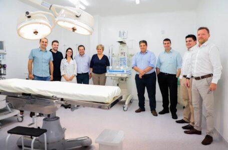 Após reformas, prefeito entrega Centro Cirúrgico do Hospital Municipal totalmente reformulado e com capacidade ampliada para procedimentos em Itupeva