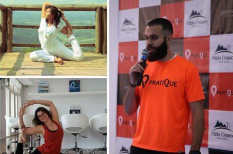Pátio Osasco oferece treino funcional e yoga ao vivo no Instagram