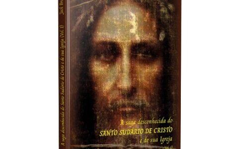 Pesquisador lança romance sobre o Sudário para o período de quaresma e quarentena