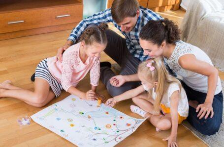 11 brincadeiras para fazer com crianças em casa