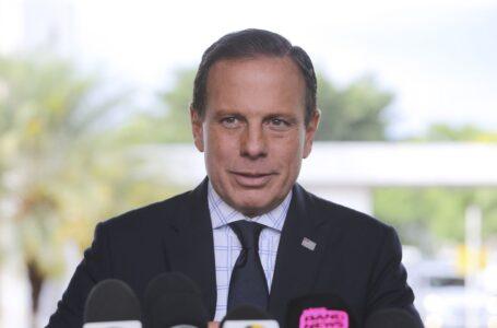 Doria destina R$ 100 milhões para Santas Casas do estado
