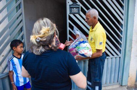 Alunos em vulnerabilidade social receberão cesta de alimentos em Cajamar