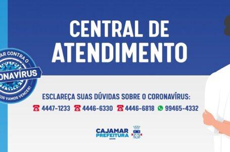 SAÚDE: Prefeitura lança central de atendimento e esclarecimento de dúvidas em Cajamar