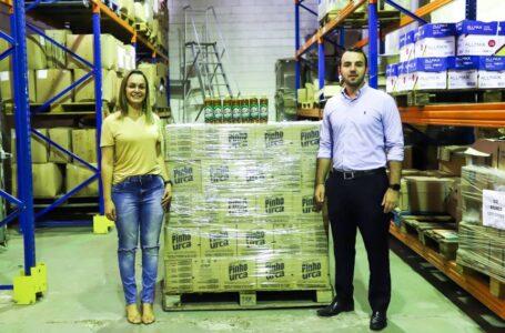 Coronavírus: Prefeitura recebe doação de 3 toneladas de produtos de limpeza que serão destinados à população, através do Fundo Social de Solidariedade em Itupeva