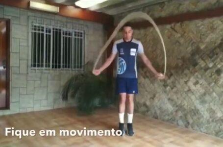Prefeitura de Jundiaí incentiva a prática de atividade física em casa
