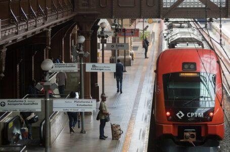 Uso de máscara passa a ser obrigatório para passageiros da CPTM em Jundiaí