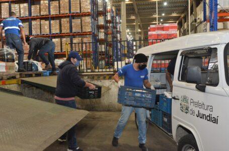 Arrecadação solidária da rede de Supermercados Boa chega ao Funss em Jundiaí