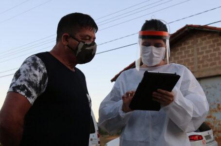 Saúde inicia pesquisa com testes de COVID-19 nos bairros em Jundiaí