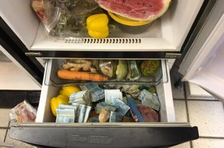 PF apreende dinheiro em geladeira e freezer em operação contra tráfico internacional de drogas