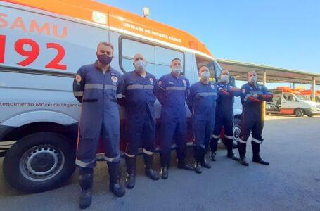 SAMU: A força e os desafios dos profissionais frente à pandemia em Jundiaí