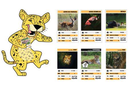 Onçafari lança área no site e jogo para as crianças conhecerem a fauna brasileira